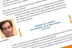Interview met prof.dr. R. van Hillegersberg