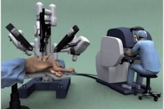 Nieuwe kijkoperatie voor slokdarmkanker met de robot