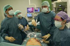 Complexe slokdarm- maagkankerzorg verder centraliseren
