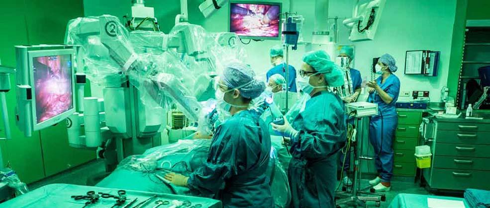Opereren van oesofaguskanker met cervicale lymfkliermetastasen