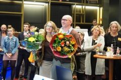 Award of Excellence Oncology Nursing 2016 voor Carlo Schippers